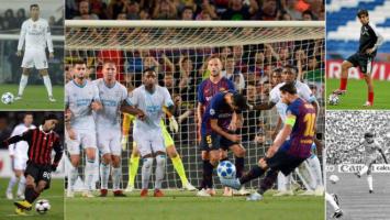 Top 10 Chuyên gia sút phạt hay nhất lịch sử bóng đá thế giới