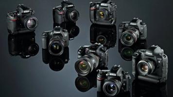 Top 10 Dòng máy ảnh DSLR được yêu thích nhất trong năm 2019