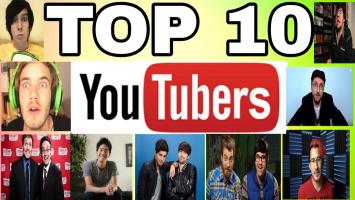 Top 10 Kênh Youtube có lượng người theo dõi nhiều nhất trên thế giới
