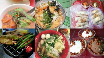 Top 10 Món ăn vặt ngon nhất có giá dưới 10.000đ tại Sài Gòn