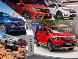 Top 10 Mẫu xe ô tô được mong đợi nhất tại Việt Nam trong năm 2019