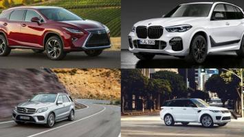 Top 10 Xe SUV hạng sang tốt nhất cho gia đình trong năm 2019