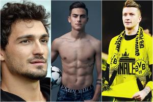 Top 12 Cầu thủ bóng đá đẹp trai nhất thế giới 2019