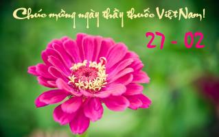 Top 20 Lời chúc 27/2 ngày thầy thuốc Việt Nam hay và ý nghĩa nhất