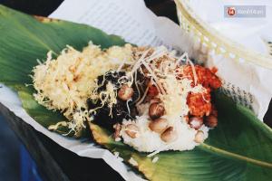 Top 4 Địa chỉ bán xôi dừa ngon nhất tại Hà Nội