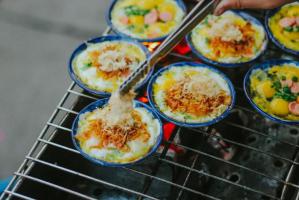 Top 4 Quán trứng chén nướng ngon nhất tại Hà Nội
