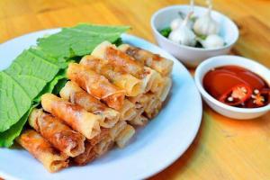 Top 5 Cở sở chả ram tôm đất nổi tiếng nhất tại  Bình Định
