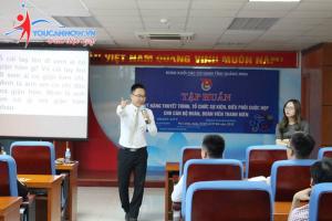 Top 5 Khóa học kỹ năng phát biểu, thuyết trình, đào tạo kĩ năng nói trước đám đông ở Hà Nội