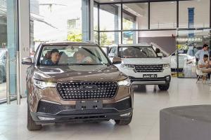 Top 5 Mẫu ô tô Trung Quốc đang được yêu thích nhất trong năm 2019