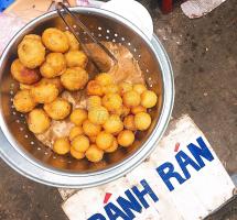 Top 7 địa chỉ ăn bánh rán ngon bậc nhất Hà Nội