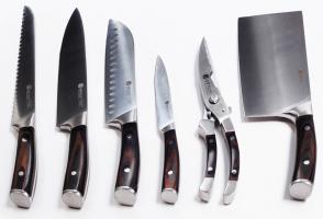 Top 8 Thương hiệu dao làm bếp được tin dùng nhất hiện nay
